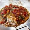 お好み焼・鉄板 テツジロウ - 料理写真:裏メニュー「サルサソーストッピング」