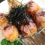 酒菜肉匠 ふるや - 料理写真:コロンと一口size。