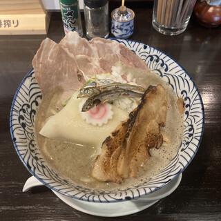 麺屋 煮干しの煌 - 料理写真: