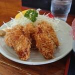 浜めし - カキフライ