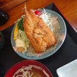 浜めし - イワシフライ