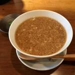 九〇萬 - 鹿児島ツガニ出汁 茶碗蒸し