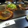 陽風み - 料理写真:広島風お好み焼き×3