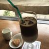 カピアンコーヒー - ドリンク写真:アイスカフェラテ