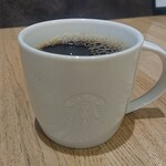 スターバックスコーヒー - ドリンク写真:ショートのドリップコーヒー¥319-