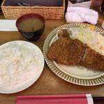 洋食 GOTOO - とんかつ(ロース)