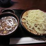 だいはち - 料理写真:鴨汁せいろうどん(800円)_2012-10-28