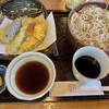 つかもと - 料理写真:おせいろ、野菜天ぷら