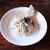 ブラッセリーバク - 料理写真:冷製じゃがいものスープスパゲティ1100円