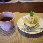 菓子工房 アントレ - 2012/10 キャロットマフィン