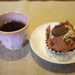 菓子工房 アントレ - 2012/10 マロニエ