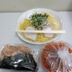 つけ麺本舗 辛部 - のりかつおつけ麺