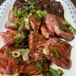 焼肉のまるちゃん - 料理写真:レバーは最高❤️(*´д`*)ハァハァ(*´д`*)ハァハァ