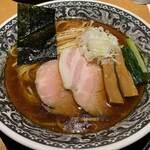 麺肴 ひづき - 醤油そば