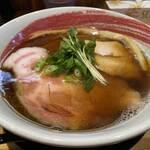 麺や凛 - 料理写真:醤油らーめん