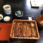 女郎鰻 割烹 福助 - 料理写真: