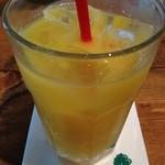 ボンダイカフェヨヨギビーチパーク - オレンジジュース