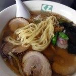 15554639 - 太麺を選んだ