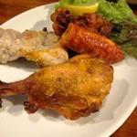 Asian Dinning&Bar SITA–RA - 盛りだくさん