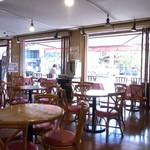 クイーンズベーカリーカフェ - オープンになっています