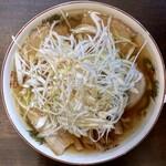 らぁ麺 まえ田 - 料理写真: