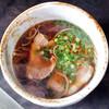 手打蕎麦 よしの - 料理写真:鴨南ハーフ