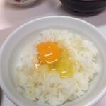 155548416 - ライス150円+無料生玉子