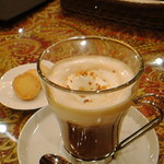 カフェ アール デコ - ドリンク写真:ヘーゼルナッツの珈琲(名前忘れ)
