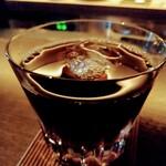 コーヒー 葵 - ■グァテマラ[深煎り:アイス]