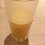 155552570 - オーガニックオレンジジュース