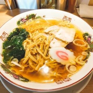 中華そば ふるいち - 料理写真: