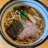 麺屋 藤 - 料理写真:黒醤油らぁめん ミニ