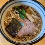 麺屋 藤 - 黒醤油らぁめん ミニ