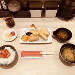 天ぷら 咲く菜 西荻窪駅前店