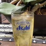 重慶厨房 - アイスジャスミン茶