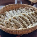 蕎麦処 梅の花 つゆ下 - 料理写真: