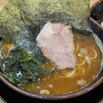 裏武蔵家 - 料理写真:裏むさ 並750円