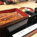 みや川 - うな重(特上) ¥4400