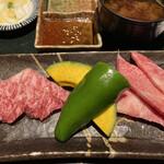 飛騨牛一頭買い 肉式 - 料理写真: