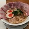 田中の中華そば - 料理写真:特製 貝そば