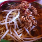 美味鮮 - 台湾ラーメンアップ