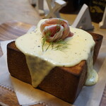 155580005 - チーズトースト