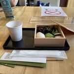 京つけもの西利 - 京漬物寿司[五貫] 540円