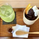 日本茶カフェ・茶々日和 - 料理写真: