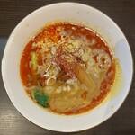 ラーメン アールピージー - 料理写真:濃厚担々noodle 900円