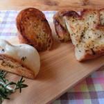 15559291 - このパンがフカフカで凄く美味しかった~☆