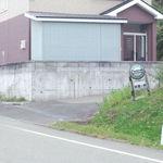 15559684 - この看板です。6台分の駐車スペースがあります。