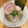 麺屋 まほろ芭 - 料理写真:■泥煮干中華そば煮玉子¥900