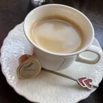シャーロックホームズ - ドリンク写真:ブレンドコーヒー