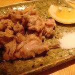 一甫 - 地鶏 ハラミ